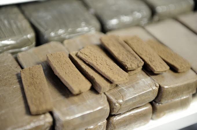Police : 1,127 tonnes de cannabis incinérées aux Almadies