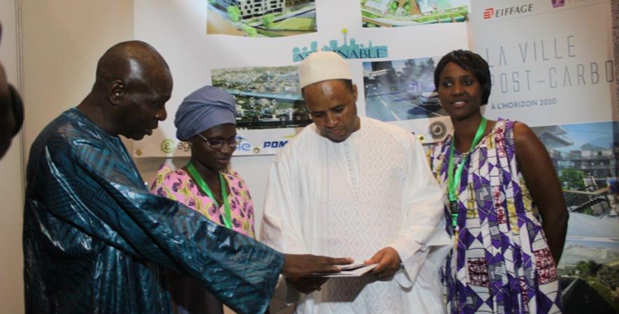 Conférence Nationale sur le développement durable : La partition d'Eiffage Sénégal