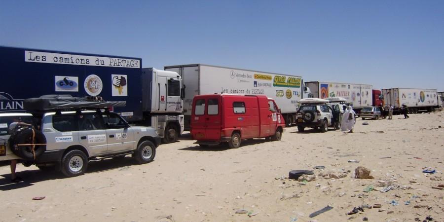 Les convois sénégalais bloqués à la frontière mauritano-sénégalaise: La réaction du Président du RAGM