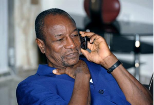 Guinée: tirs nourris aux abords du palais présidentiel à Conakry