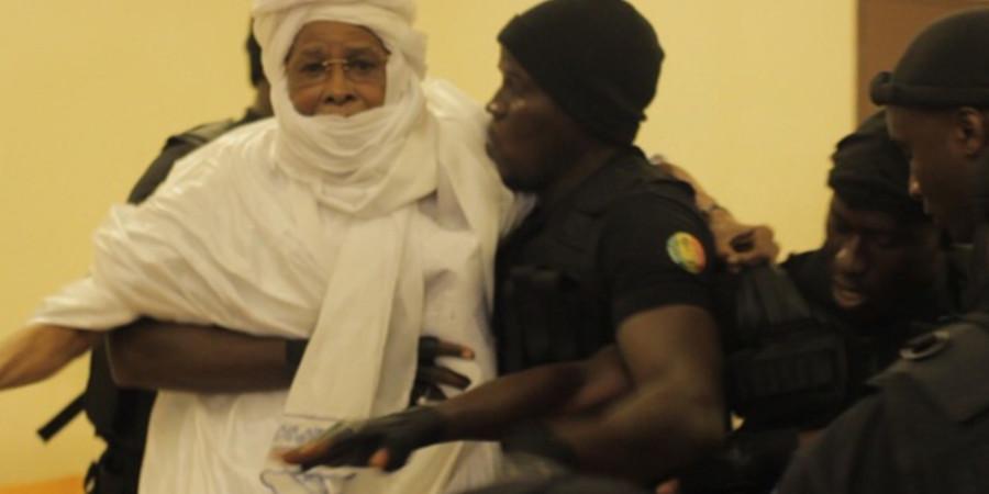 Procès Habré : Une copie d'un chèque de 3,5 milliards émis par l'accusé  présentée hier  devant les CAE