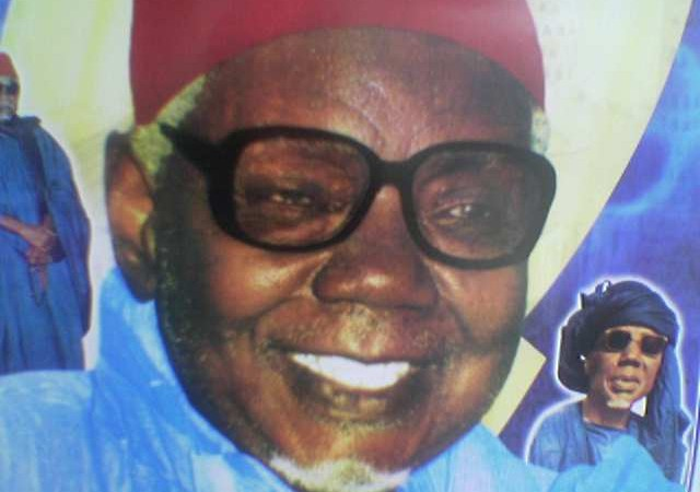 14 Septembre 1997-14 Septembre 2020 : 23 ans déjà que le Sénégal est orphelin d'une ses ultimes références Serigne Abdoul Aziz Sy Dabakh