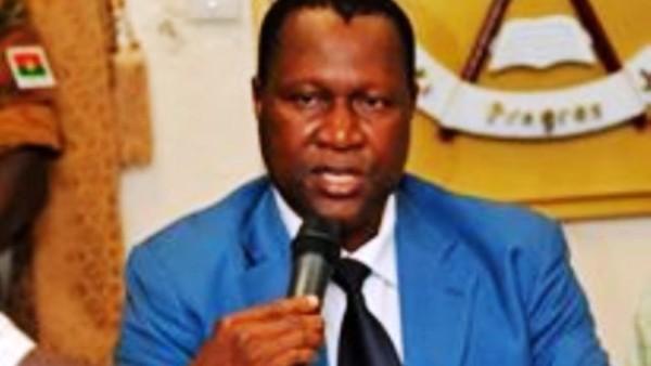 Burkina : Le Ministre délégué à la Sécurité limogé