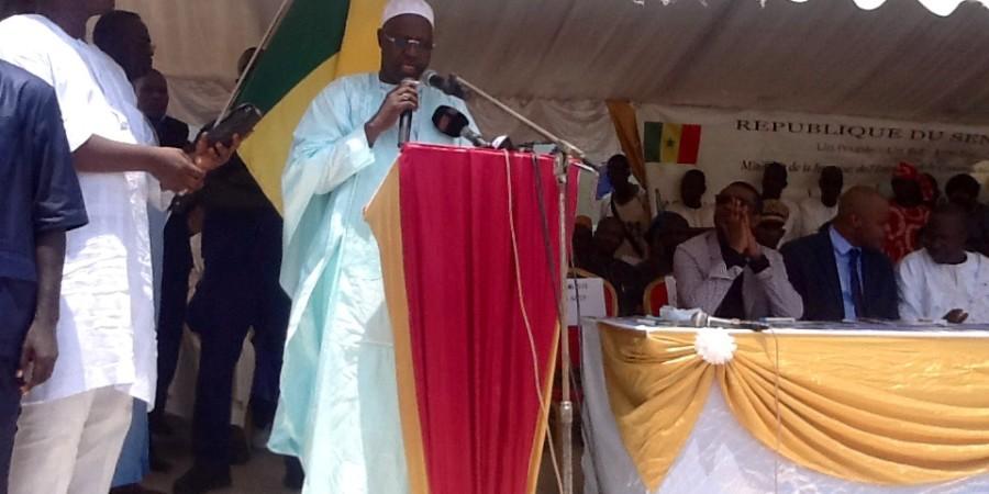 Abdou Karim Sall DG de l'ARTP   » Le secteur des télécommunications contribue à hauteur de 07% du PIB»