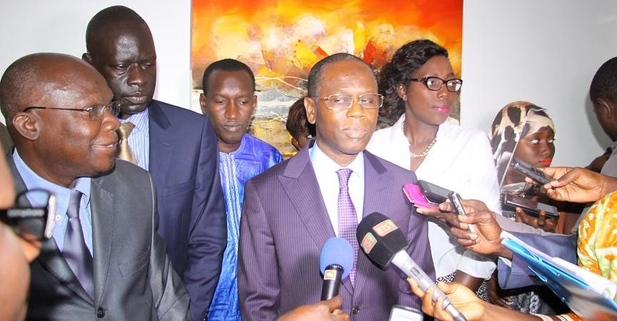 La revue annuelle conjointe de la politique économique et sociale du Sénégal, Birima Mangara liste les bons points engrangés en 2014