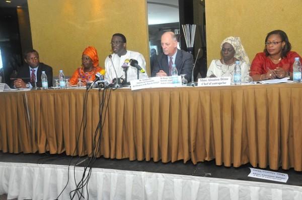 Lancement du rapport Octobre 2015 du FMI : Les raisons du ralentissement actuel noté et les perspectives de croissance, selon Amadou Bâ