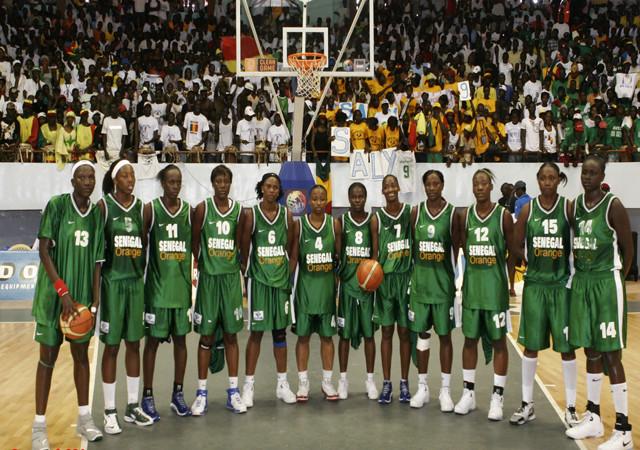 Afrobasket 2015 : Le Sénégal tient son 11éme titre continental
