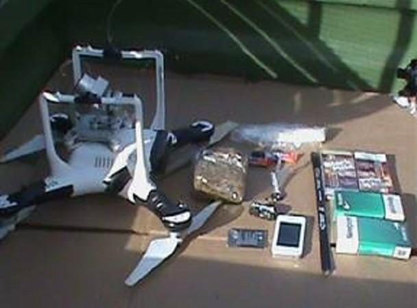 Un Drone transportant de la drogue s'écrase dans la cour d'une  prison de l'Oklahoma