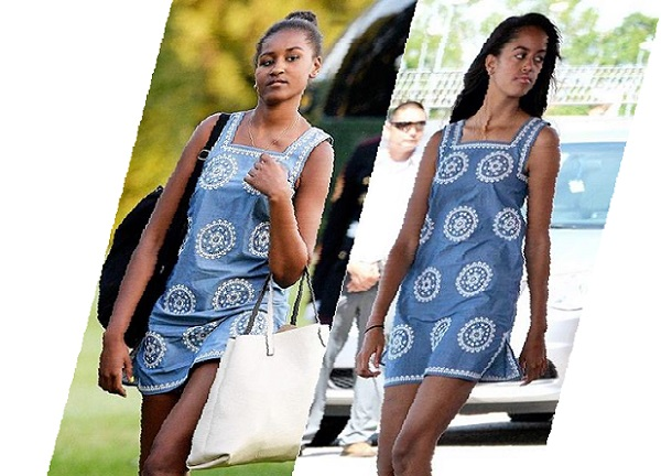Malia Obama, fille de Barack ou la simplicité personnifiée