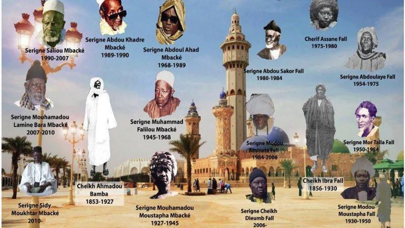 Touba : Célébration de disparition de Khadimoul Rassoul et l'accès au Khilafat du Bâtisseur des temps difficiles