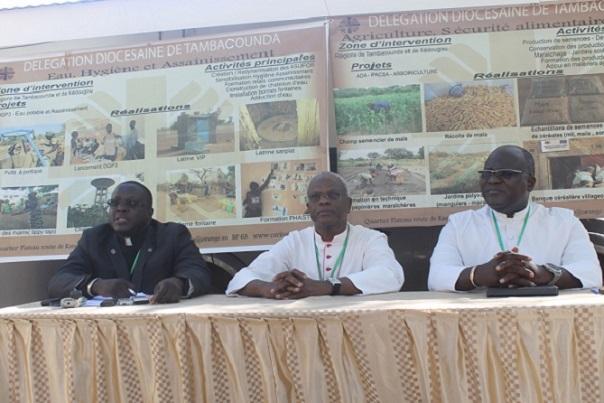 Rencontre annuelle : Réunion du Groupe de Travail de Caritas Internationalis pour le Sahel pour élaborer un nouveau plan d'action
