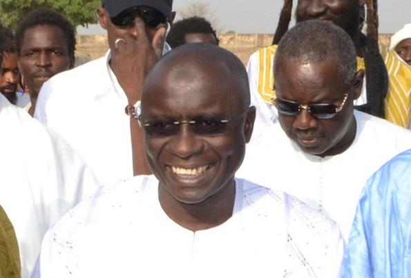 Le clin d'œil de Idrissa Seck  au camp de Khaf': «Je viendrais ici à Rebeuss chercher Khalifa Sall, si je suis élu Président»