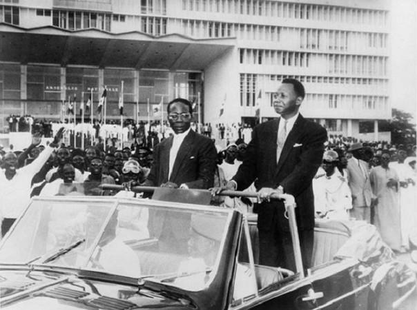 Hommage à son  Excellence le Président Mamadou Dia