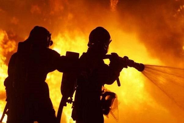 Koungheul: un incendie fait des ravages dans un magasin de produits alimentaires