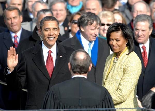 Barack Obama officiellement 44é président des États-Unis et président noir, c'était hier…