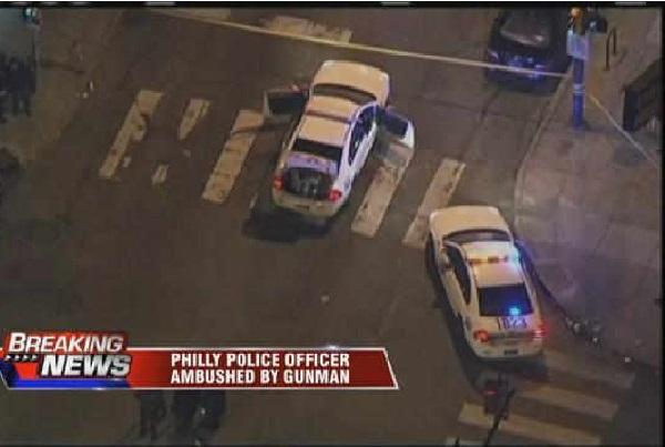 Philadelphie : le suspect qui avait tiré l'agent de police aurait fait allégeance à l'Etat Islamique