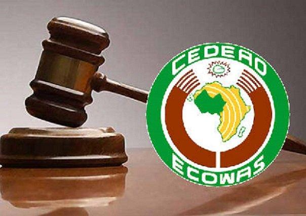 CEDEAO pour le respect des décisions de la cour de justice communautaire par les institutions et états membres