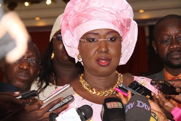 Transport aérien   « l'année 2017, sera une année d'envol pour le Sénégal », assure le ministre  Maimouna Ndoye Seck