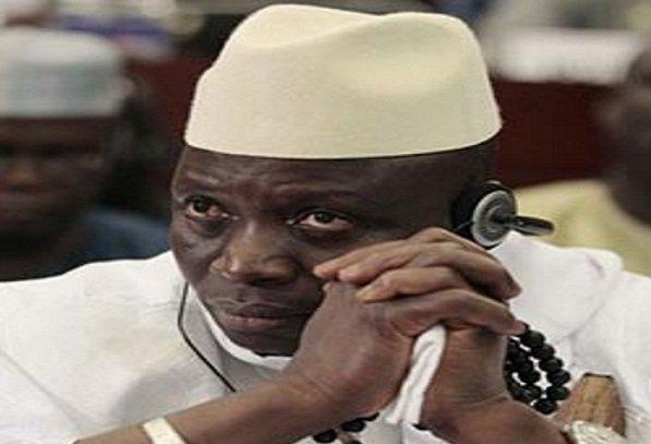 Gambie: le parti de l'ancien président  «enquête» après la diffusion d'une conversation de Jammeh