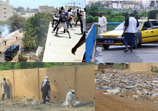 Incivisme  Ce « mal » que les Sénégalais peinent à éradiquer !
