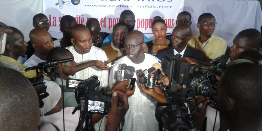 Abdoulaye Ndao, président de  l'Observatoire National des Menaces (ONAM)  :« Nous ne pouvons plus  continuer à laisser les questions de sécurité aux mains de l'Etat »