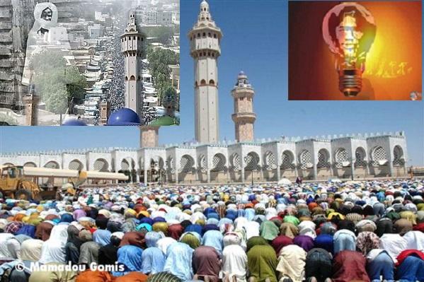 Tourisme religieux – Découverte de la magnifique Mosquée de Touba