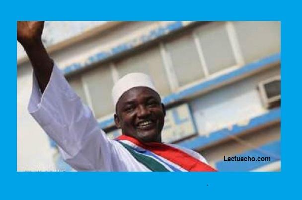 Présidentielle gambienne La CEDEAO félicite Jammeh pour avoir reconnu sa défaite et Barrow pour sa victoire