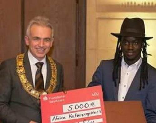 Prix de l'intégration en Allemagne : Le titre décerné au sénégalais Manga Diagne