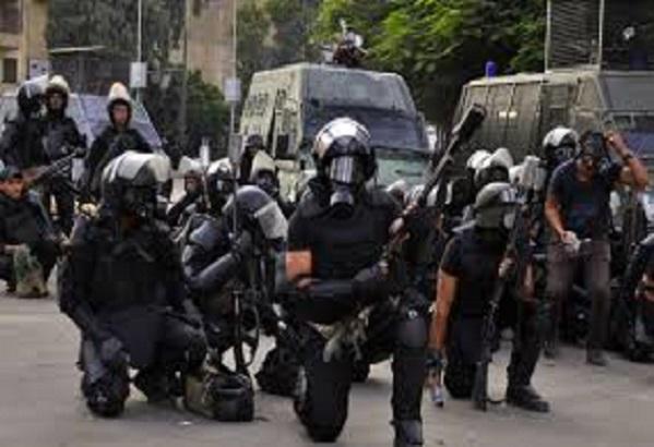 Egypte Un présumé terroriste et un policier tués dans un échange de tirs