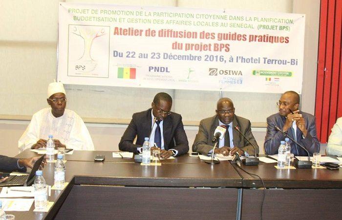 Budget participatif : 105 collectivités territoriales couvertes par le projet