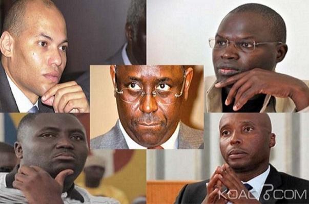 Le Sénégal s'effondre !!!