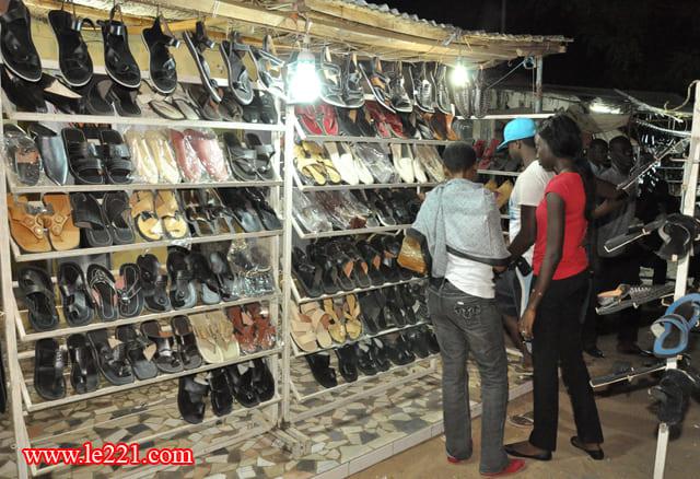 Articles d'habillement et chaussures : Une progression de 0 ,4% des prix
