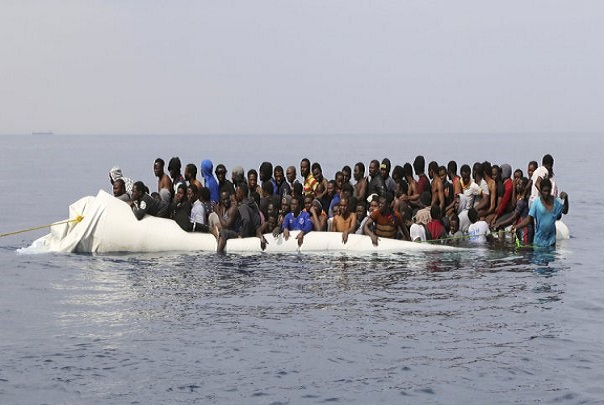 Crise migratoire : environ 6 000 migrants secourus en Méditerranée en deux jours