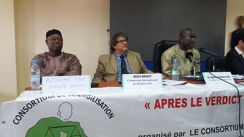 Alioune Tine, Amnesty International :   « Il nous faut créer les conditions  de juger nos criminels »