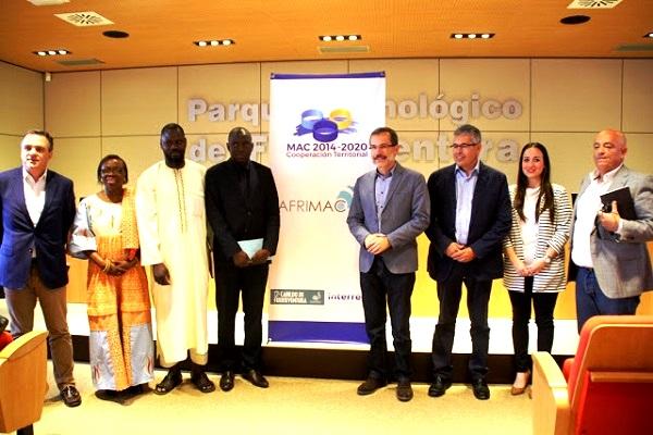 Espagne lancement officiel du projet Afrimac : le Sénégal mobilise