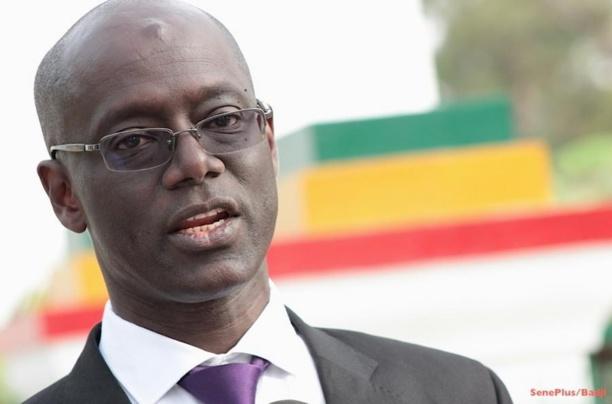 Ministère  de l'énergie et du développement des énergies renouvelables : Thierno Alassane Sall limogé