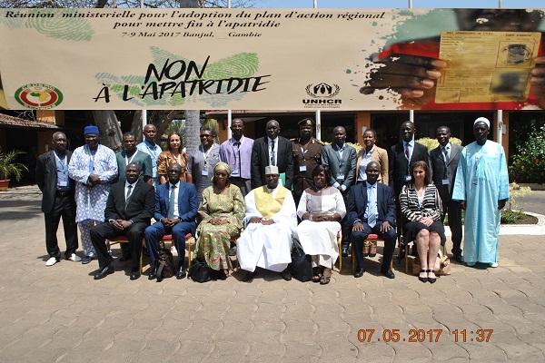 L'éradication de l'apatridie en Afrique de l'ouest au cœur des préoccupations de la CEDEAO et du HCR