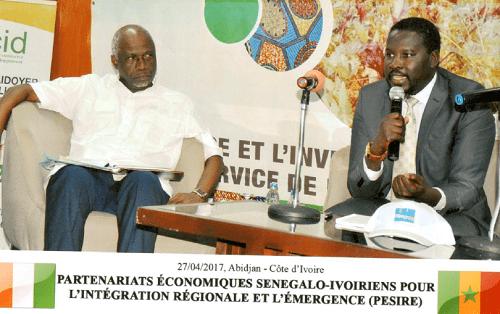Partenariats économiques sénégalo-ivoiriens pour l'intégration et l'émergence : Participation de 10 entreprises sénégalaises à la première édition  à Abidjan