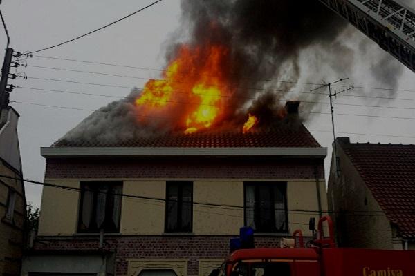 Cité Fadia Un début d'incendie sème la panique dans une famille