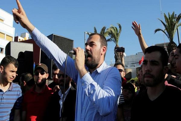 Maroc : arrêté hier, lundi,  Nasser Zefzafi, leader du mouvement de protestation transféré à Casablanca