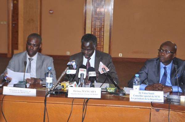 Point économique de la DPEE : les principaux axes du discours du Directeur de Cabinet du MEFP