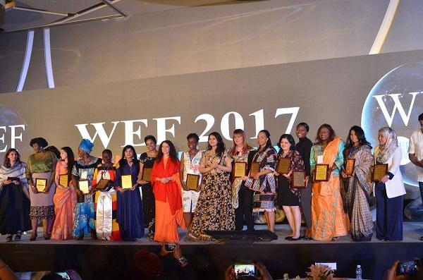 Forum Économique: le prestigieux Prix «Femmes Icônes créant un monde meilleur pour tous», décerné aux dirigeantes et femmes-entrepreneurs
