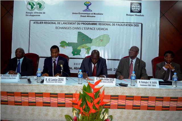 Commerce : Lancement du Réseau régional des Organismes de Promotion du Commerce de l'UEMOA