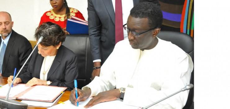 Promotion des exploitations familiales : Une enveloppe de  prés de 21 milliards de F CFA de L'AFD pour le Sénégal