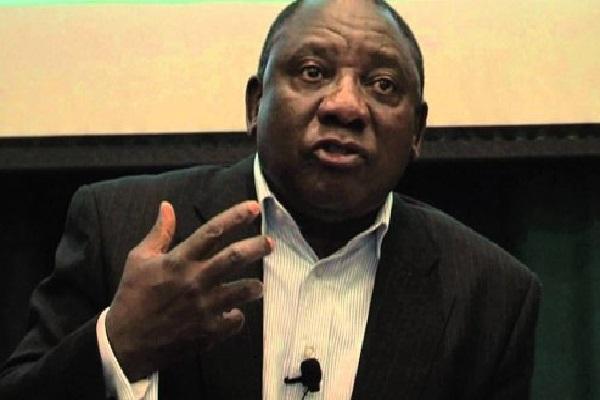 Afrique du Sud : Cyril Ramaphosa, le potentiel successeur de Zuma, entaché dans un scandale sexuel
