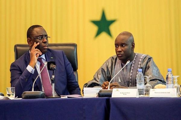 Nouvelle équipe gouvernementale : Objectif, la réélection du président Macky Sall ?
