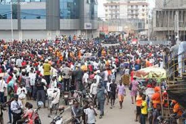 Togo : Un enfant de dix ans tué par balle, les manifestants indexés