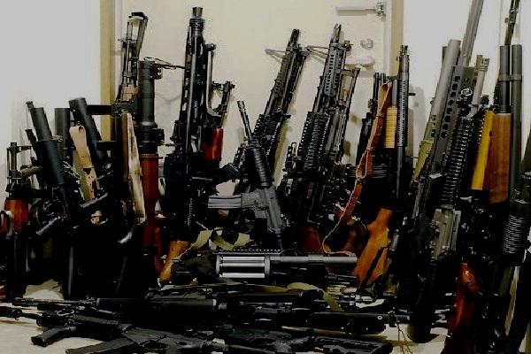 Journée internationale de la Paix : 2300 armes et 10 000 munitions détruites par le Togo