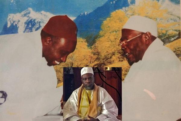 Rappel à DIEU de Al Amine: Incontestablement un grand  homme de DIEU s'en est allé, selon Thierno Amadou Ba