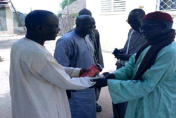 Tournée à Fatick :  Idrissa Seck marche sur les platebandes de Macky